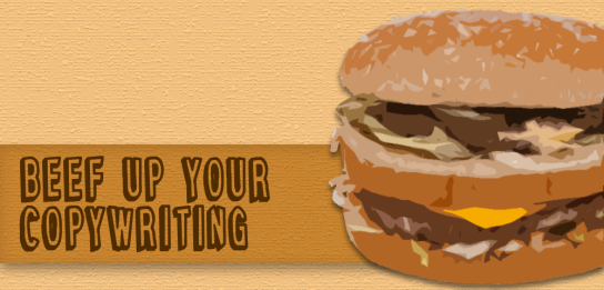 Beef Up Your Copywriting