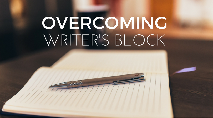 3 Ways to Overcome Writer's Block