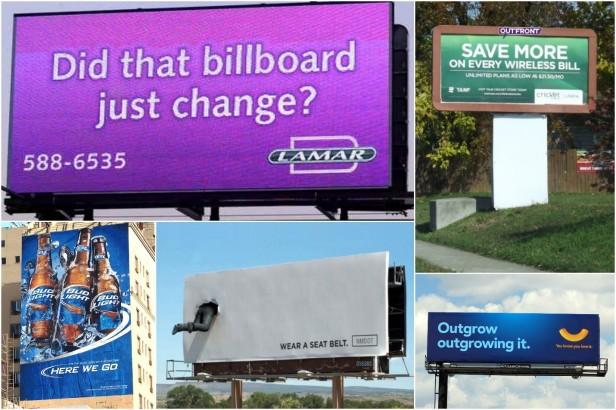 photo 1 billboard