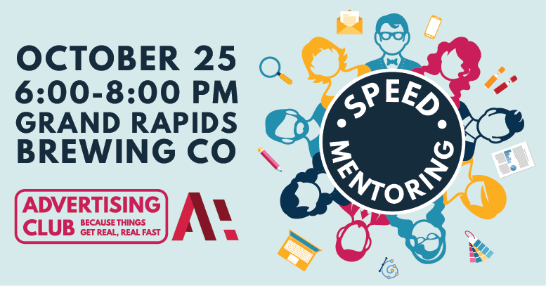 Advertising Club's Speed Mentoring