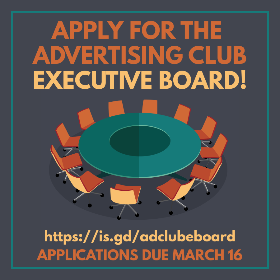 Bored? Board! Top 3 Reasons to Join Ad Club's E-Board