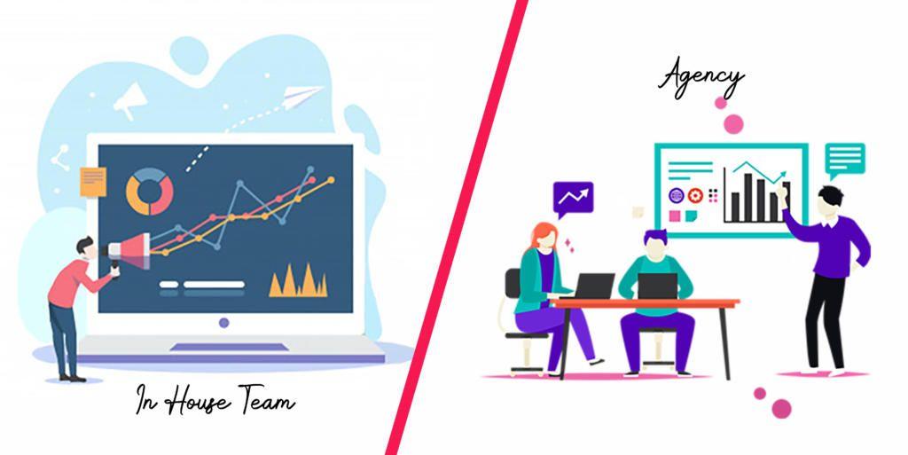 Agency vs In house team